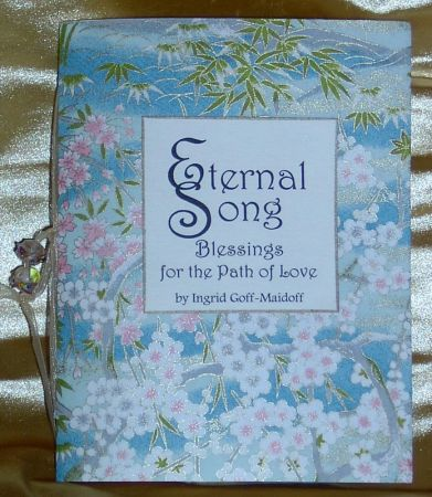 By ingrid goff maidoff blessings poems for weddings anniversaries